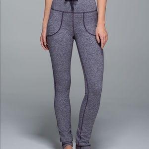 Lululemon Skinny Grove Pants Grape Size 4